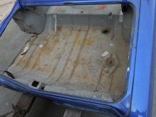 1965, Buick, Skylark, Trunk, Floor, Pan,convertible,