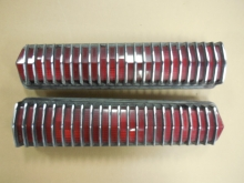 1967 1968 Mercury Cougar Tail Lights