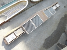 1976 Oldsmobile 88 Header Panel