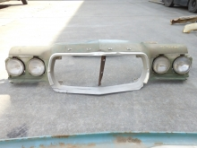 1972 ford Torino Header Panel