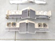 1971 Pontiac Bonneville Header Panel