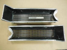 1962 Grand Prix Left Right Grill