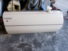 1978-1980 Oldsmobile Cutlass 2 Door Left Door (Also fits 1978-1980 Regal)