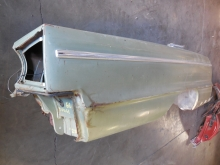 1966 Dodge Quarter Panel