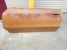 1971 1972 Pontiac Grand Prix left right door