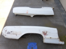 1966 Buick Wildcat Lesabre Convertible Left Right Quarter Panels