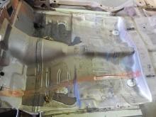 1968 -1972 GM A-Body Floor Pan