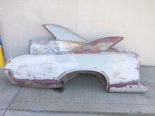 1966,1967, Pontiac, GTO, Lemans, Right, Left, Quarter, Panels,