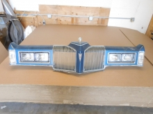 1976, Pontiac, Grand, Prix, Complete, Header, Panel,grand prix,