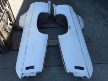 1970, Chevrolet, Impala, Left, Right, Quarter, Panels,panel,