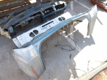 1970,1971,1972, Buick, Skylark, Rear, Tail, Panel,