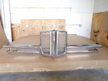 1970, Pontiac, Catalina, Bonneville, Grand Ville,grandville, Beautiful, Front,bumper,