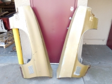 1972, Pontiac, Lemans, Left, Right, Fenders,fender,