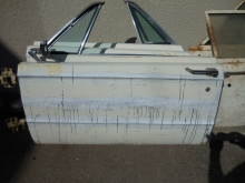1965, Mercury, Marauder, Left, Door,