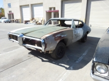 1968, Pontiac, Lemans, 350, AT, Project, Car,