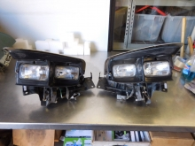 1998,1999,2000,2001,2002, Pontiac, Firebird, Trans, AM, Left, Right, Headlight, Assemblies,trans am,4th gen,4th, gen,