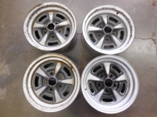 14X7 Pontiac Rally II Wheels