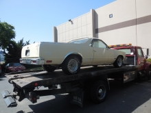 1978 El Camino Parts Car