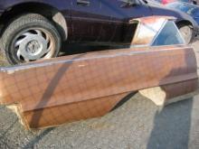 1965 Dodge Quarter Panel