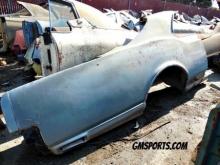 1965 Oldsmobile Starfire Quarter Panel