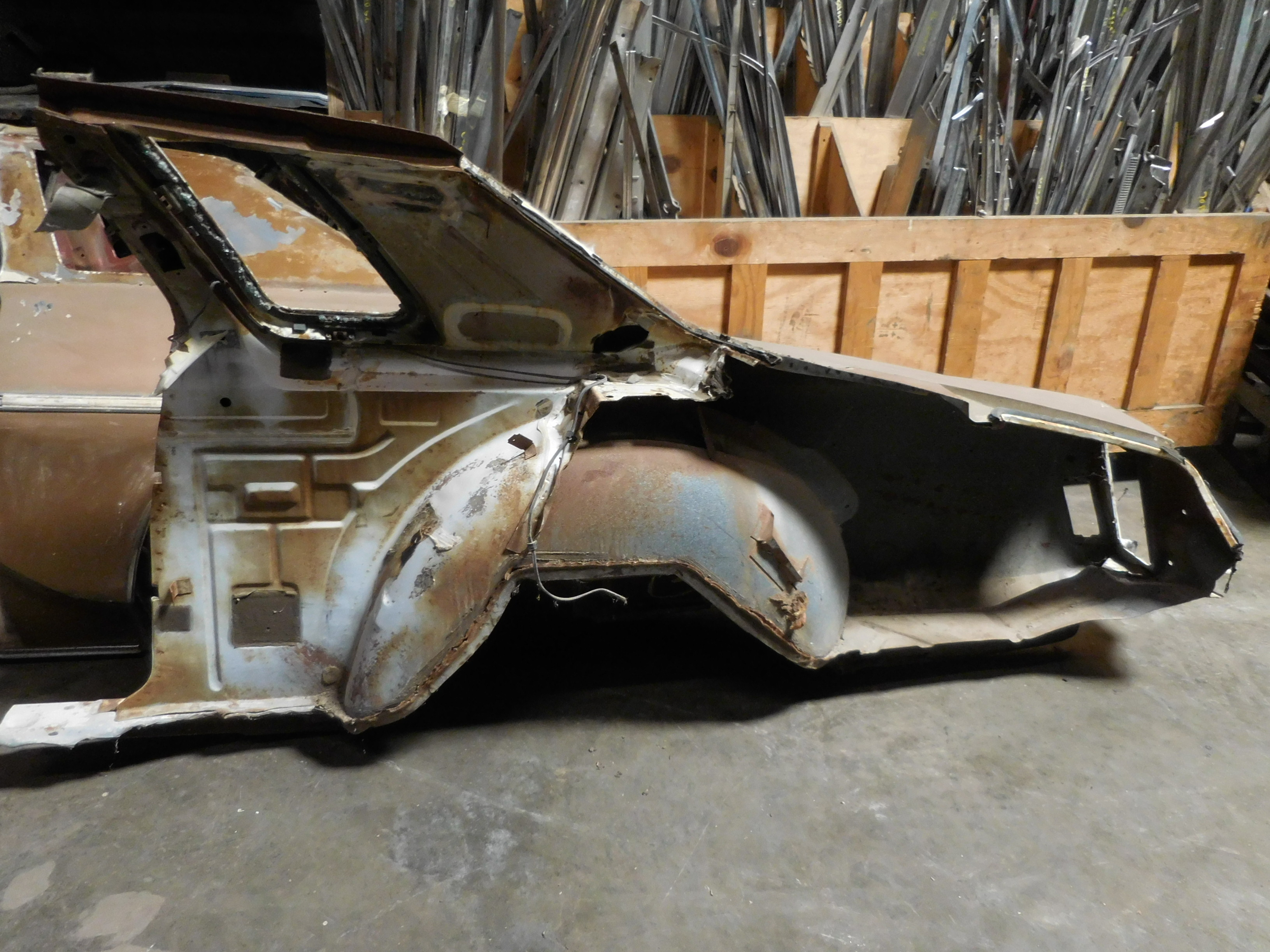 1973 Oldsmobile Cutlass Supreme Rear Left and Right Quarter Panels | GM Sports